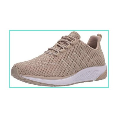 【新品】Prop〓t Women's Tour Knit Sneaker, Sand, 10 Wide US(並行輸入品)