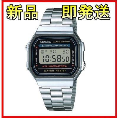 カシオ  腕時計 カシオ コレクション A168WA-1A2WJR メンズ シルバー