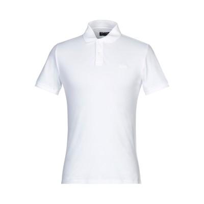 ウールリッチ WOOLRICH ポロシャツ ホワイト S コットン 95% / ポリウレタン 5% ポロシャツ
