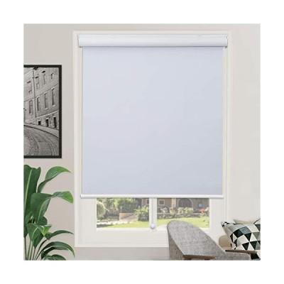 Grandekor 遮光シェード ローラーシェード ウィンドウブラインド ブラックアウト 99% 光&紫外線 保温 コードレス プルダウン&アップ簡単