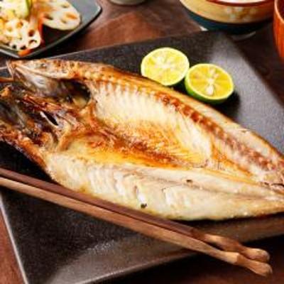 ジャンボ さば一夜干し 10枚入 肉厚 脂のり抜群 鯖 干物 個別冷凍 特大 ギフト 海産物 グルメ 海鮮 食品  取り寄せ さば 一夜干し【送料無料】