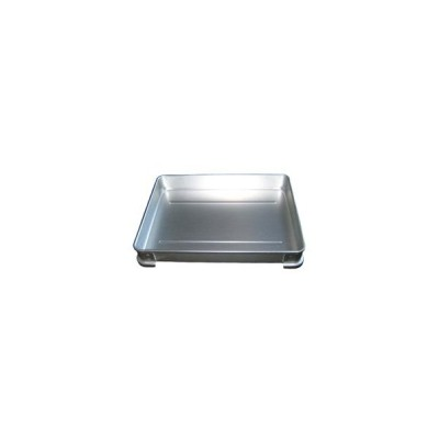 中尾アルミ製作所 ナカオ アルマイト 餃子バット身 小 300×220×H40 0298410