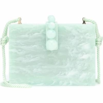 カルト ガイア Cult Gaia レディース ショルダーバッグ バッグ Isla Marbled Acrylic Crossbody Bag Surf