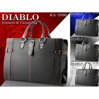 DIABLOディアブロ ビジネスバッグ メンズ ブリーフケース 紳士用 男性用 4color ビジネスバック Business Bag ビジネス鞄 かばん カバン