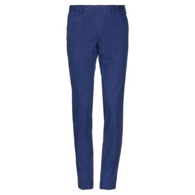 PT Torino パンツ ブルー 44 コットン 96% / ポリウレタン 4% パンツ