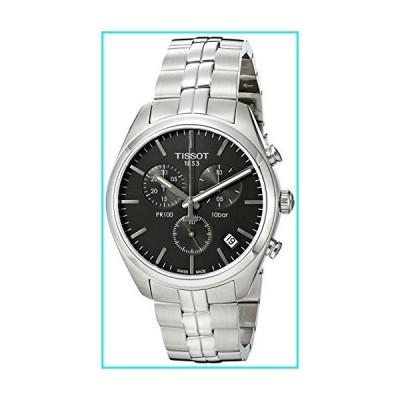 Tissot Men's T1014171105100 Analog Display Quartz Silver Watch【並行輸入品】