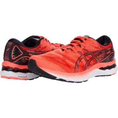 アシックス ASICS メンズ ランニング・ウォーキング シューズ・靴 GEL-Nimbus 23 Sunrise Red/Black