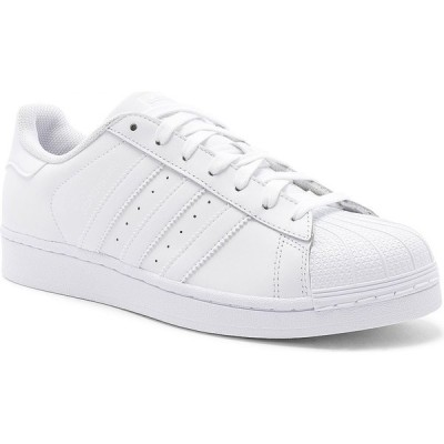 アディダス adidas Originals メンズ シューズ・靴 Superstar Foundation White/White/White