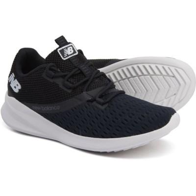 ニューバランス New Balance レディース スニーカー シューズ・靴 District Run Sneakers Black