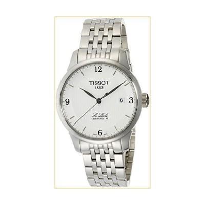 ティソ 腕時計  Tissot Men's T0064081103700 Le Locle Analog Display Swiss Automatic Silver Watch 並行輸入品