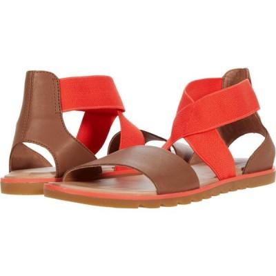 ソレル SOREL レディース サンダル・ミュール シューズ・靴 Ella(TM) II Sandal Signal Red