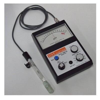 竹村電機製作所:ポータブル型アナログpH計 PM-65