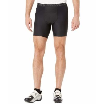 パールイズミ ハーフ&ショーツ ボトムス メンズ Minimal Liner Shorts Black