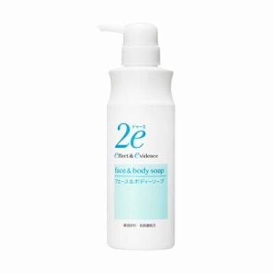 資生堂2e ドゥーエ フェース&ボディーソープ 420mL 敏感肌用洗浄料