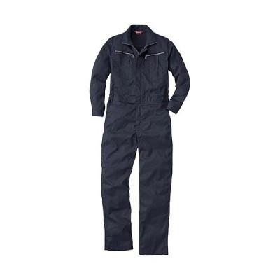 桑和(SOWA) 続服 23/チャコールグレー 3Lサイズ 9900 作業着 作業服 ワークウェア ウエア つなぎ メンズ