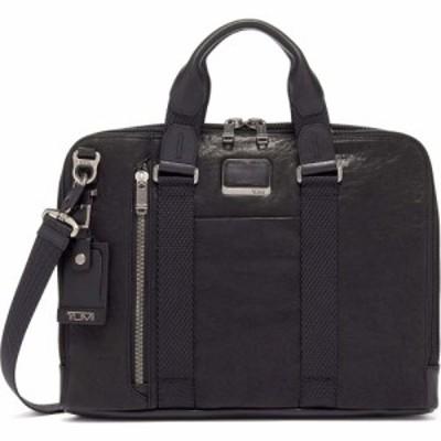 トゥミ TUMI メンズ ビジネスバッグ・ブリーフケース バッグ Bravo Aviano Slim Briefcase Black Leather