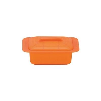 Viv シリコンスチーマー ウノ ワールドクリエイト 59628 キャロットオレンジ