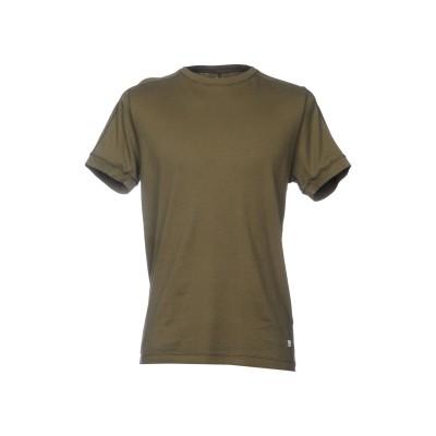 シーピーカンパニー C.P. COMPANY T シャツ ミリタリーグリーン S コットン 100% T シャツ