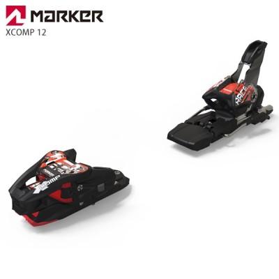 マーカー ビンディング MARKER 21-22 XCOMP 12 [エックスコンプ 12] スキー 金具 2022 NEWモデル