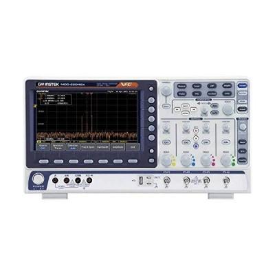 Instek MDO-2204EX - 4 Ch/200 MHz DSO with Spectrum Analyzer, 25 MHz AWG, DMM and Power Supply