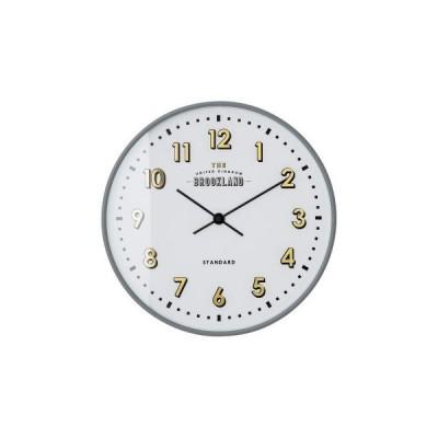 ウォールクロック 掛け時計 ロレト CL-2542GY (APIs)
