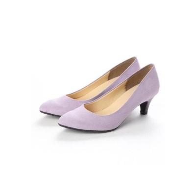 リーカ RiiiKa ポインテッドトゥパンプス50 (purple)