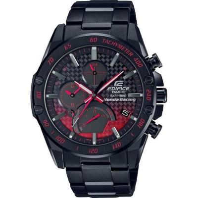 カシオ 腕時計 Casio edifice エディフィス EQB-1000HR-1AER Honda Racing Limited Edition, Bluetooth, Solar