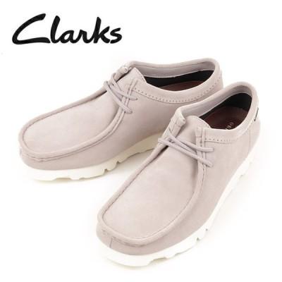 Clarks クラークス Wallabee GTX ワラビー(グレイスウェード) 26160316 【靴/アウトドア/メンズ/ゴアテックス】