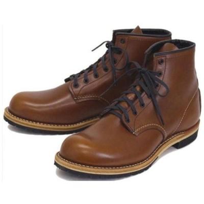 USA製 【RED WING レッドウィング】 # 9416 ベックマン クラシック ドレスブーツ (シガー) 茶 ブーツ 革靴 ワークブーツ メンズ レザーブーツ BECKMAN