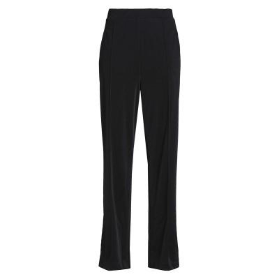 バイ・マレーネ・ビルガー BY MALENE BIRGER パンツ ブラック XXS ポリエステル 64% / レーヨン 36% パンツ