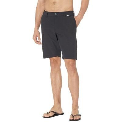 リンクソウル ハーフ&ショーツ ボトムス メンズ Boardwalker AC Shorts True Black