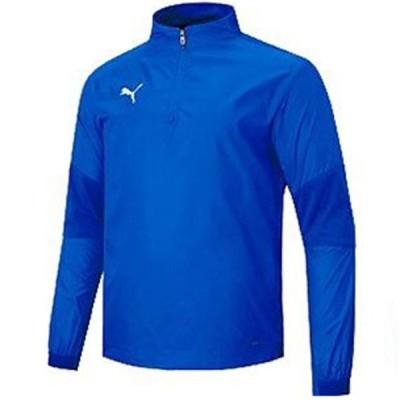 PUMA(プーマ) teamFINAL21 PISTE TOP ウィンドブレーカーシャツ 704652-03 メンズ