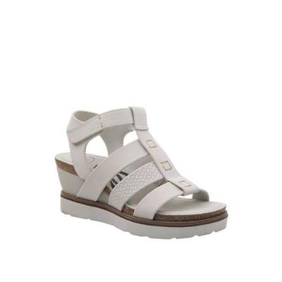 オーティービーティー レディース サンダル シューズ New Moon Platform Wedge Sandals