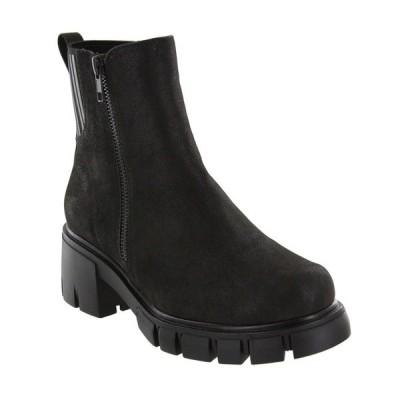 ミア ブーツ&レインブーツ シューズ レディース Women's Maurizio Lug-Sole Boots Black