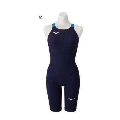 ミズノ レディース 競泳用 MX ソニック SONIC α ハーフスーツ スイムウエア スイミング 水泳 競泳水着 競技用 N2MG0212