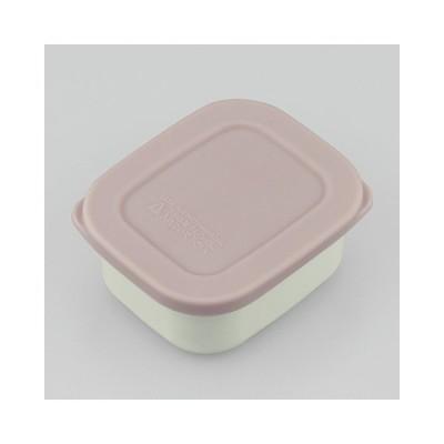 サーモス B370714 保温弁当箱 DBP-252 おかず容器セット ネイビーピンク(本体・フタ各1個)