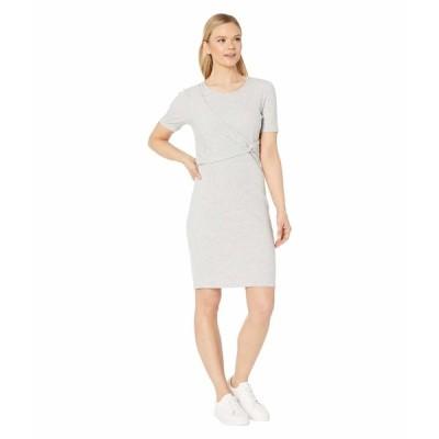 ロル ワンピース トップス レディース Freya Dress Light Grey Heather