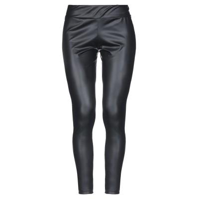 GABARDINE パンツ ブラック S ポリエステル 97% / ポリウレタン 3% パンツ
