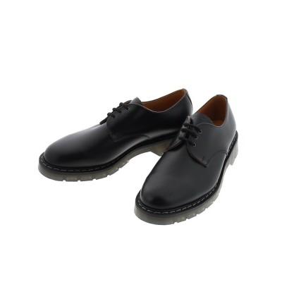 (around the shoes/アラウンドザシューズ)ソロヴェアー/SOLOVAIR 3EYE GIBSON/メンズ ブラック