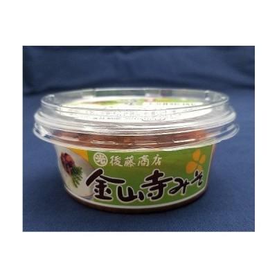 後藤商店 金山寺みそカップ 160g (12個単位でご注文ください)