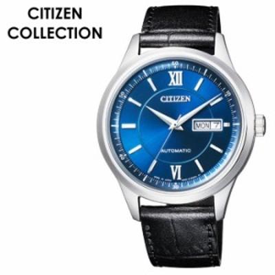 CITIZEN 腕時計 シチズン 時計 シチズンコレクション COLLECTION メンズ 腕時計 ブルー NY4050-03L