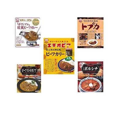 MCC 関東名店レトルトセット(各種2個セット) 2140g