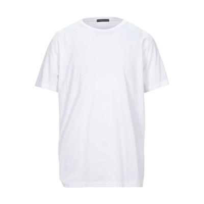 アレッサンドロデラクア ALESSANDRO DELL'ACQUA T シャツ ホワイト XXL コットン 100% T シャツ