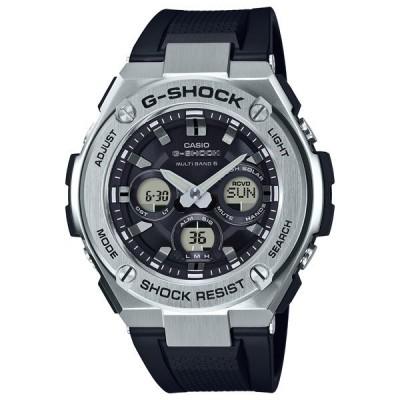 カシオ (国内正規品)G-SHOCK(ジーショック) G-STEELGショック ソーラー電波時計 メンズタイプ GST-W310-1AJF 返品種別A