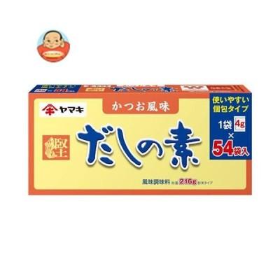 ヤマキ だしの素 216g(4g×54袋)×12箱入