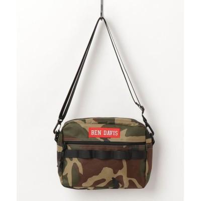 BENCH AT THE GREENE / BOX LOGO SQUARE SHOULDER BAG MEN バッグ > ショルダーバッグ