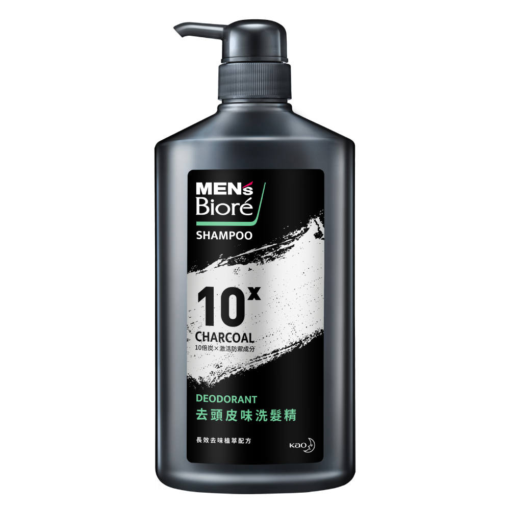MEN'S Biore蜜妮去頭皮味洗髮精750g