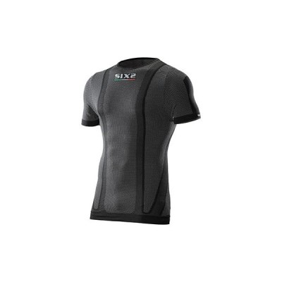 バイク ウェア SIXS シックス Tシャツ SX-TS1L BLACK CARBON #XL SX-TS1L-BC-XL 取寄品 セール