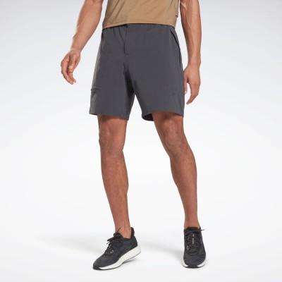 【Reebok公式通販】 ナイト ラン 6インチ ショーツ / Night Run 6-Inch Shorts コールドグレー / リーボック