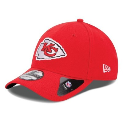 ニューエラ メンズ 帽子 アクセサリー Kansas City Chiefs New Era 39THIRTY Team Classic Flex Hat